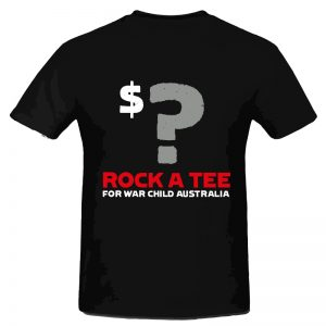 Name my Rock A Tee donation